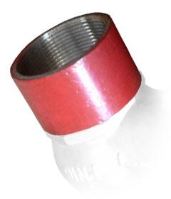 Муфта-переходник (с наружной на внутреннюю резьбу) для вентиля Д-50