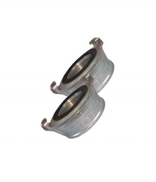 Головка напорная соединительная муфтовая ГМ-100 (алюминий)