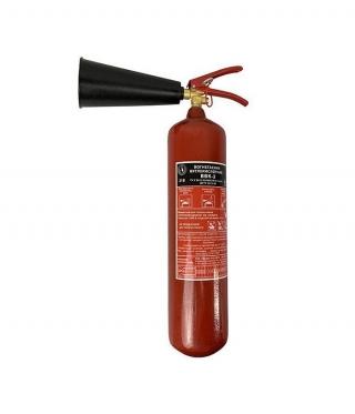 Огнетушитель углекислотный ВВК-1,4 (ОУ-2) (Пожтехника)