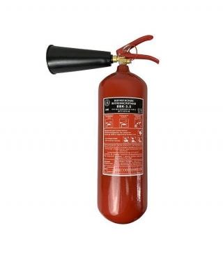 Огнетушитель углекислотный ВВК-3,5 (ОУ-5) (Пожтехника)