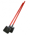 Лопата пожарная штыковая, совковая