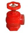 Вентиль пожарный чугунный угловой ДУ-65