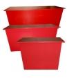Ящик для песка стационарный 0,25 куба