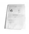 Паспорт к огнетушителям переносным ОУ-2, ОУ-3, ОУ-5